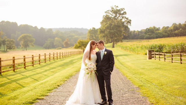 Wedding: Virginia + Kevin