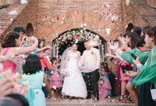 Wedding: Franco + Meggy