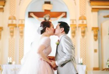 Wedding: Raffy + Marie