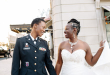 Same-sex couple: Sade + Nicole - DC Wedding