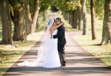 Belmont Manor - Maryland Wedding - Mary + Jesus