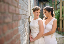 Same Sex Wedding Washington D.C. - Whitney + Maria