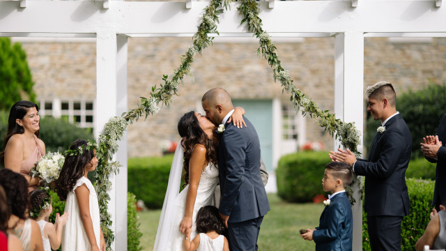 Stone Manor Country Club Wedding: Alex + Connie