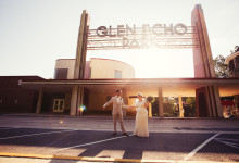 Glen Echo Park, Maryland Wedding: Tim + Cindy