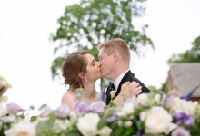 Gunston Hall - Cherrydale Wedding - Susan + Mike