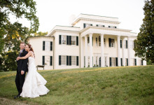 Leesburg, Loudoun County Wedding - Oatlands Plantation - Molly + Brad